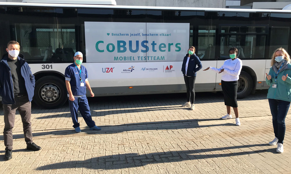 Cobusters Test Team